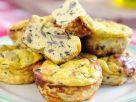 Mini Mushroom Frittatas recipe