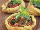 Mini Puff Pastry Pizzas recipe