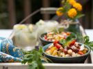 Mixed Bean and Feta Salad recipe
