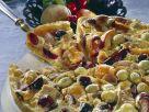 Mixed Fruit Tart recipe