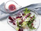 Mixed Greens, Asian Pear and Feta Cheese recipe