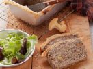 Mixed Meat and Mushroom Terrine with Puff Pastry recipe