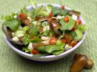 Mixed Salad with Apples and Dates recipe