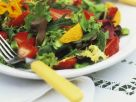 Mixed Salad with Fruit recipe