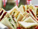 Mixed Sandwich Platter recipe