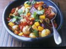 Mixed Vegetable Curry with Coriander recipe