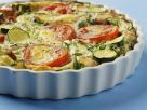 Mixed Vegetable Quiche with Pepitas recipe