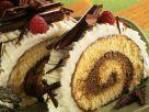 Mocha Cake Roll recipe