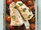 Monkfish and Tomato Bake recipe