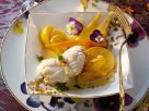 Monkfish on Bed of Vegetables recipe