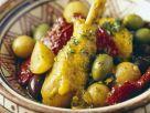 Moroccan Chicken Braise recipe