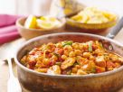 Moroccan Chicken with Chickpeas recipe