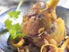 Morrocan Lamb Hock Stew recipe