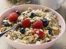 Muesli with Berries recipe