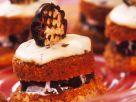 Muffins with Mascarpone Cream recipe