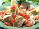 Mushroom and Artichoke Salad recipe