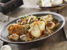 Mushroom and Chicken Braised Stew recipe