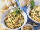 Mushroom Bulgur recipe