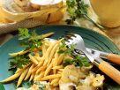 Mushroom Ragout with Potato Noodles recipe