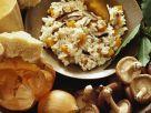 Mushroom Risotto with Butternut Squash recipe