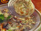 Mushroom Soup with Dumplings recipe