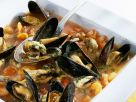 Mussel Soup with Vegetables recipe