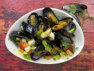 Mussels in Vegetable Broth recipe