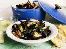 Mussels in Wine Broth recipe