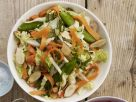 Napa Cabbage Salad with Carrots recipe