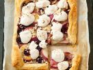 Nectarine and Cherry Tart with Meringue recipe