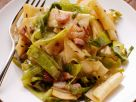 Noodles with Cabbage and Bacon recipe