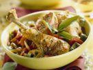 Northern Spanish Chicken Braise recipe
