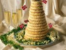 Norwegian-style Almond Ring Cake recipe