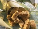 Nut Bars for Christmas recipe
