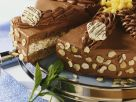Nut Cake with Chocolate Mousse recipe
