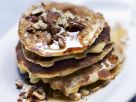 Nutty Apple Oat Crepe Stack recipe