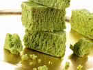 Nutty Green Squares recipe