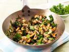 Nutty Veg Wok-fry recipe