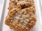 Oat Cookies with Almonds and Walnuts recipe