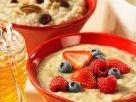 Oat Porridge with Berries recipe