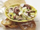 Octopus and Apple Salad with Celery recipe