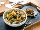 Oily Fish Spaghetti Bowl recipe