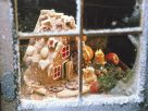 Old Fashioned Gingerbread House recipe