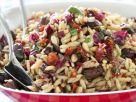 Olive and Sun Dried Tomato Orzo Salad recipe