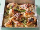 One Pan Garlic Keffir Herb Chicken recipe