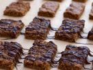 Orange Flapjack S with Chocolate Drizzle recipe