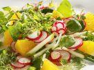 Orange-Watercress Salad with Radish recipe