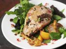 Pan-fried Pheasant with Autumn Salad recipe