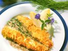 Pan-Fried Sole with Grated Potato Crust recipe