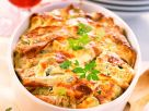 Pancake and Vegetable Casserole recipe